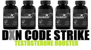 DXN Code Strike - pour la masse musculaire - en pharmacie - action - dangereux