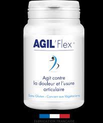 Agilflex - comprimés - crème - comment utiliser