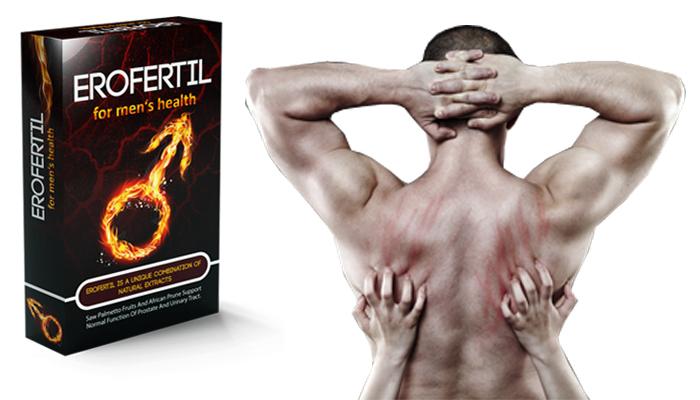 Erofertil - composition - en pharmacie - action