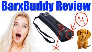 BarXBuddy - Répulsif pour chiens - action - Amazon - dangereux
