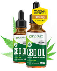 Divine Ease CBD Oil - action - Amazon - en pharmacie