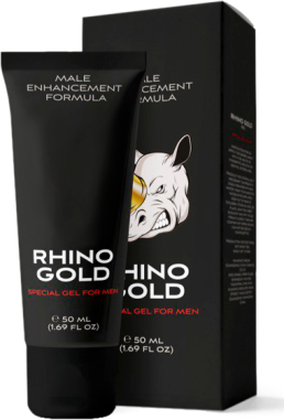 Rhino Gold Gel - pas cher - action - France