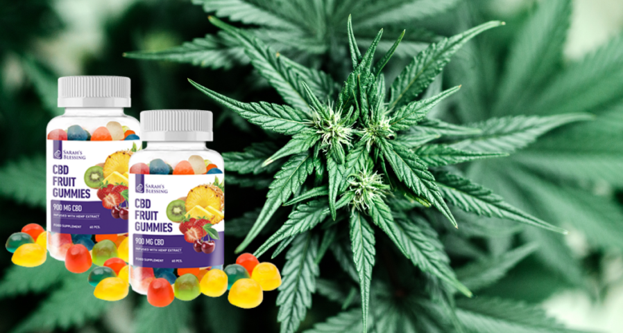 Sarah's blessing cbd fruit gummies - comment utiliser - avis - forum