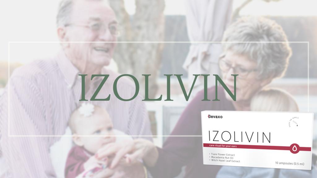 Izolivin - avis - temoignage - composition - forum