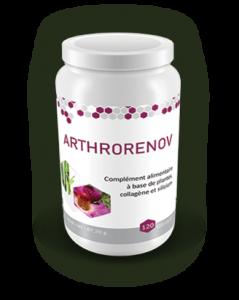 ArthroRenov - mode d'emploi - composition - achat - pas cher