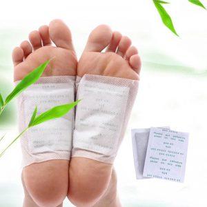 Foot Patch Detox - composition - achat - pas cher - mode d'emploi