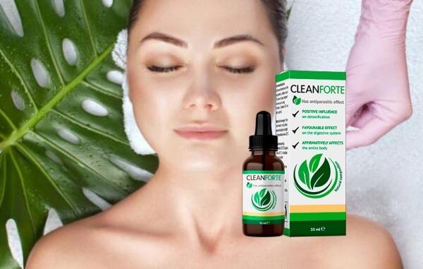 Clean Forte - pas cher - prix - comment utiliser
