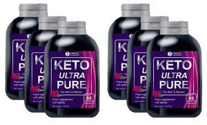 Keto Ultra Pure - pas cher - mode d'emploi - composition - achat