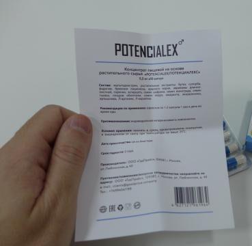 Potencialex review
