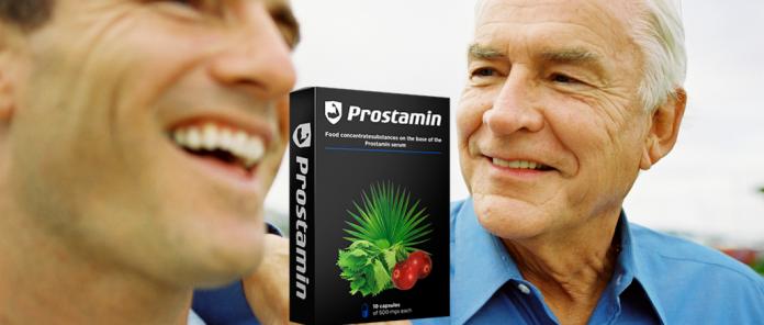 Prostamin - en pharmacie - avis - amazon - France - forum