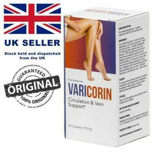 Varicorin - pas cher - mode d'emploi - composition - achat