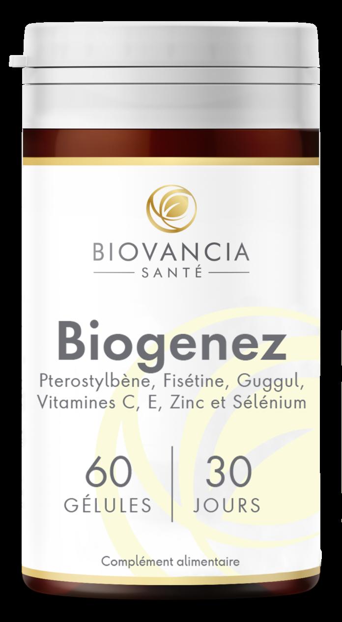 Biogenez - composition - achat - pas cher - mode d'emploi